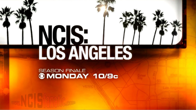 NCIS Los Angeles 6x24 - CHERNOFF, K. - May 18 S6 Finale