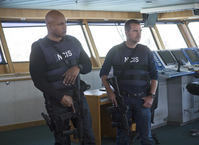 CBS: NCIS LOS ANGELES — RENEWED FOR SEASON 7